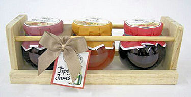 Cottage Delights Tipsy Jams Gift Selection