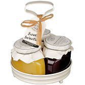Cottage Delight Sweet Selection Cruet Set