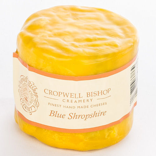 Cropwell Bishop Shropshire Waxed Truckle 225g
