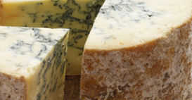 Smooth Creamy Blue Stilton!