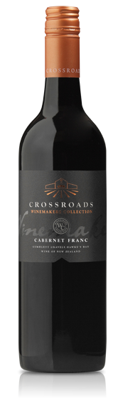 Crossroads Winemakers Collection Cabernet Franc 75cl 14.5%