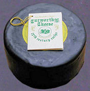 Curworthy Cheese Black Wax 1kg+