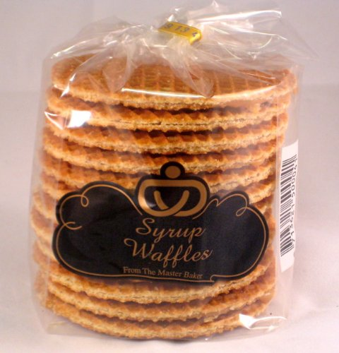 Daelman Dutch Syrup Waffles 230g 12Pc