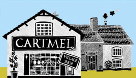 Cartmel Puddings