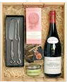Cheese & Wine Hampers and Giftboxes