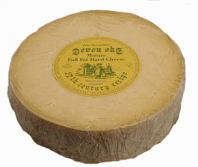 Devon Oke Full Fat Hard Cheese