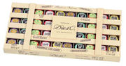 Duc D`O Liqueur Chocolates 500g Wooden Box 40pc
