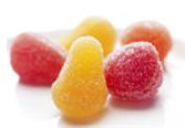 Duc d`O Fruit Jellies!