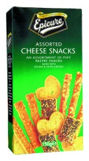 Epicure Assorted Cheese Snacks 150g