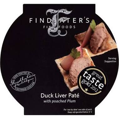 Findlater's Duck and Plum Pate