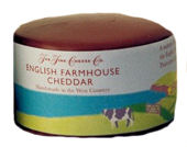 Fine Cheese English Farmhouse Cheddar 200g