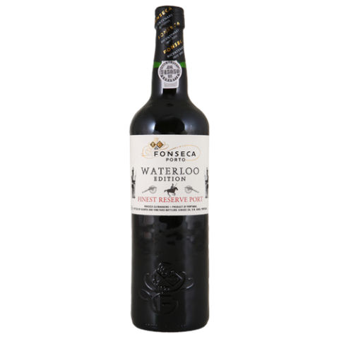 Fonseca Waterloo Reserve Port 75cl 20%
