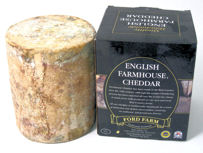 FORD FARM MATURE CHEDDAR TRUCKLE 2KG