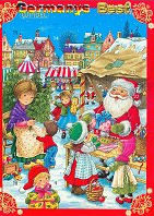 Freidel Advent Calender 75g