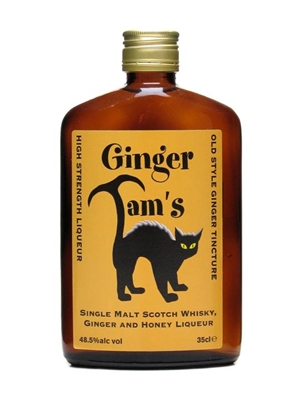 Ginger Tams Ginger Tincture 35cl 48.5%