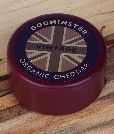 Godminster Vintage Cheddar 400g
