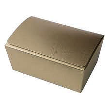 Matt Gold Chocolate Box 500g (image 1)