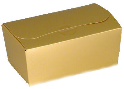 Charbonnel Walker Chocolates are presented in a Gold Box