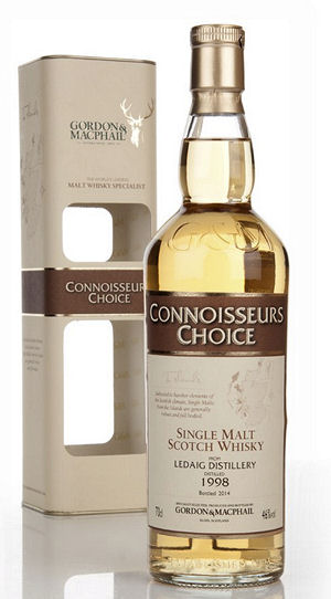 Connoisseurs Choice Ledaig 1998 43%