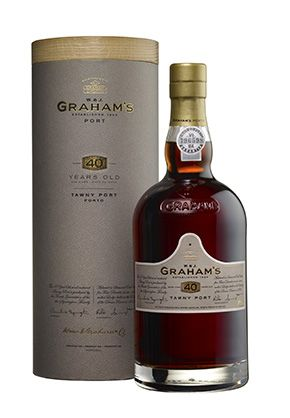 Grahams 40 Year Tawny Port 75cl