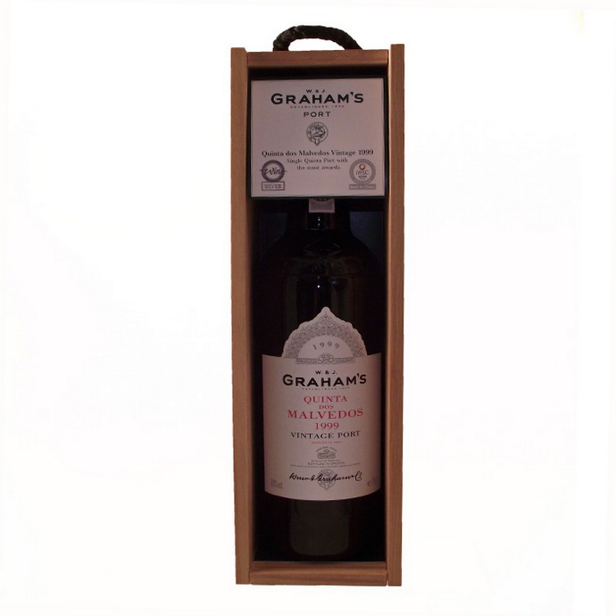 Grahams Malvedos Port 1996 20%