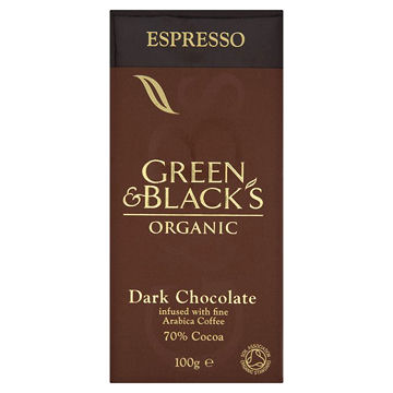 Green & Blacks Expresso 100g (image 1)