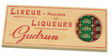 Gudrun Liqueur Wood Box 500g