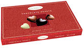 Gudrun Chocolate Hearts 300g
