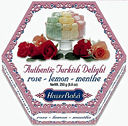 Hazer Baba Turkish Delight 250g Assorted
