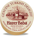 Hazer Baba Assorted Turkish Delight 454g Wooden Drum