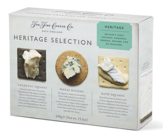 Biscuits for Cheese | Heritage Range 400g
