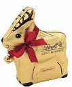 Lindt Milk Chocolate Rheindeer 100g