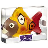 James Milk Chocolate Fish 98g