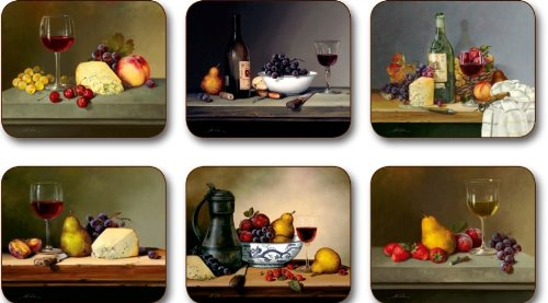 Jason Table Mats - Aperitivio 6pc (image 1)