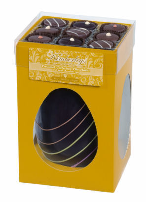 KIMBERLEYS DARK CHOCOLATE EASTER EGG DARK (image 1)