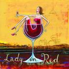 A La Card Gift Card in Lady in Red