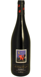Le Chat Rouge Gamay 75cl 12.5% (image 1)