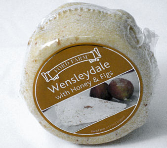 Ford Farm Wenseydale Fig And Honey 200g (image 1)