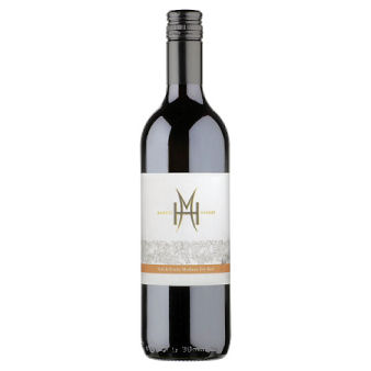 Marcel Hubert Soft Fruity Medium Dry Red Wine 75cl 12% (image 1)