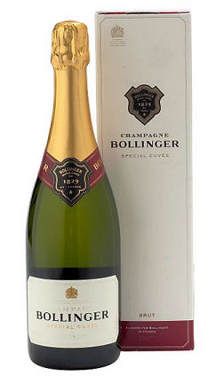 Bollinger Special Cuvee Champagne 75cl 12%