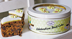 Cottage Delight Celebration Fruit Cake (image 1)