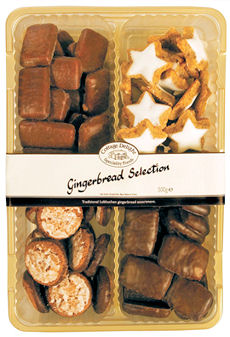 Cottage Delight Gingerbread Selection 500g