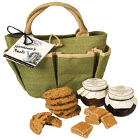 Cottage Delight Gardeners Treat Bag (image 1)