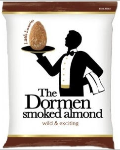 Dormen Smoked Almonds 100g (image 1)