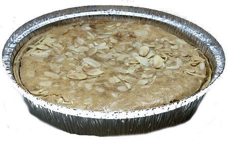 Almond And Apricot Tart (4-6 Serve) (image 1)
