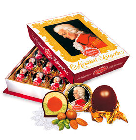 Reber Mozart Chocolates 240g 12pc