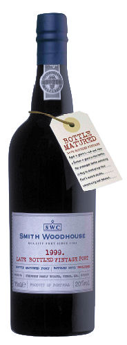 Smith Woodhouse Late Bottled Vintage Port 2000 75cl 18% (image 1)