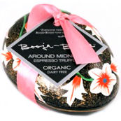 Booja Booja Easter Egg With Expresso Truffles 35g Organic (image 1)