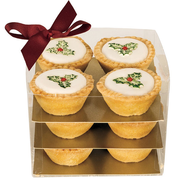 Cottage Delight Dainty Iced Mince Pies