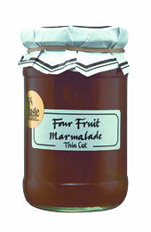 The Cheese And Wine Shop Four Fruit Marmalade 340g (image 1)
